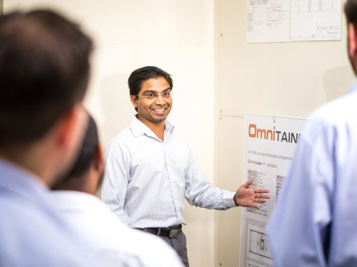 Thinu Herath is now a valued full time member of Omni Tanker's engineering team.