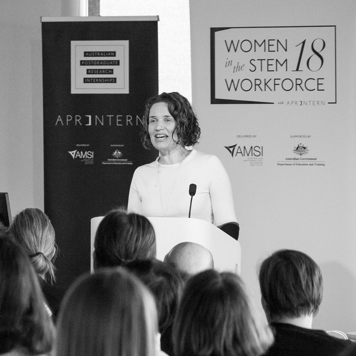 PAUSE NOT FULL STOP: FLEXIBILITY & SUPPORT KEY FOR STEM WOMEN