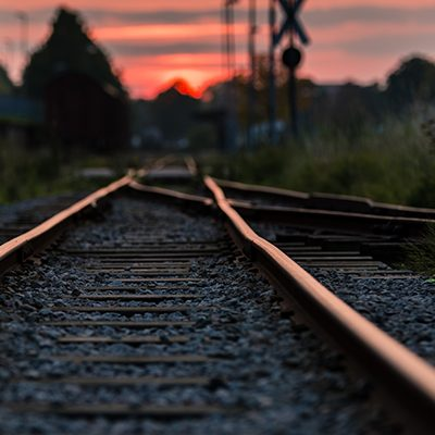 On The Right Track: PhD Proves New Methods For Railroad Safety